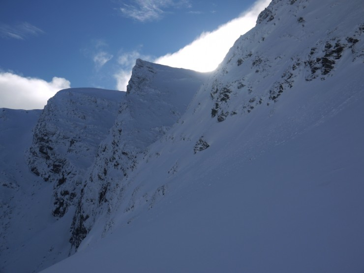Pinnacle Buttress